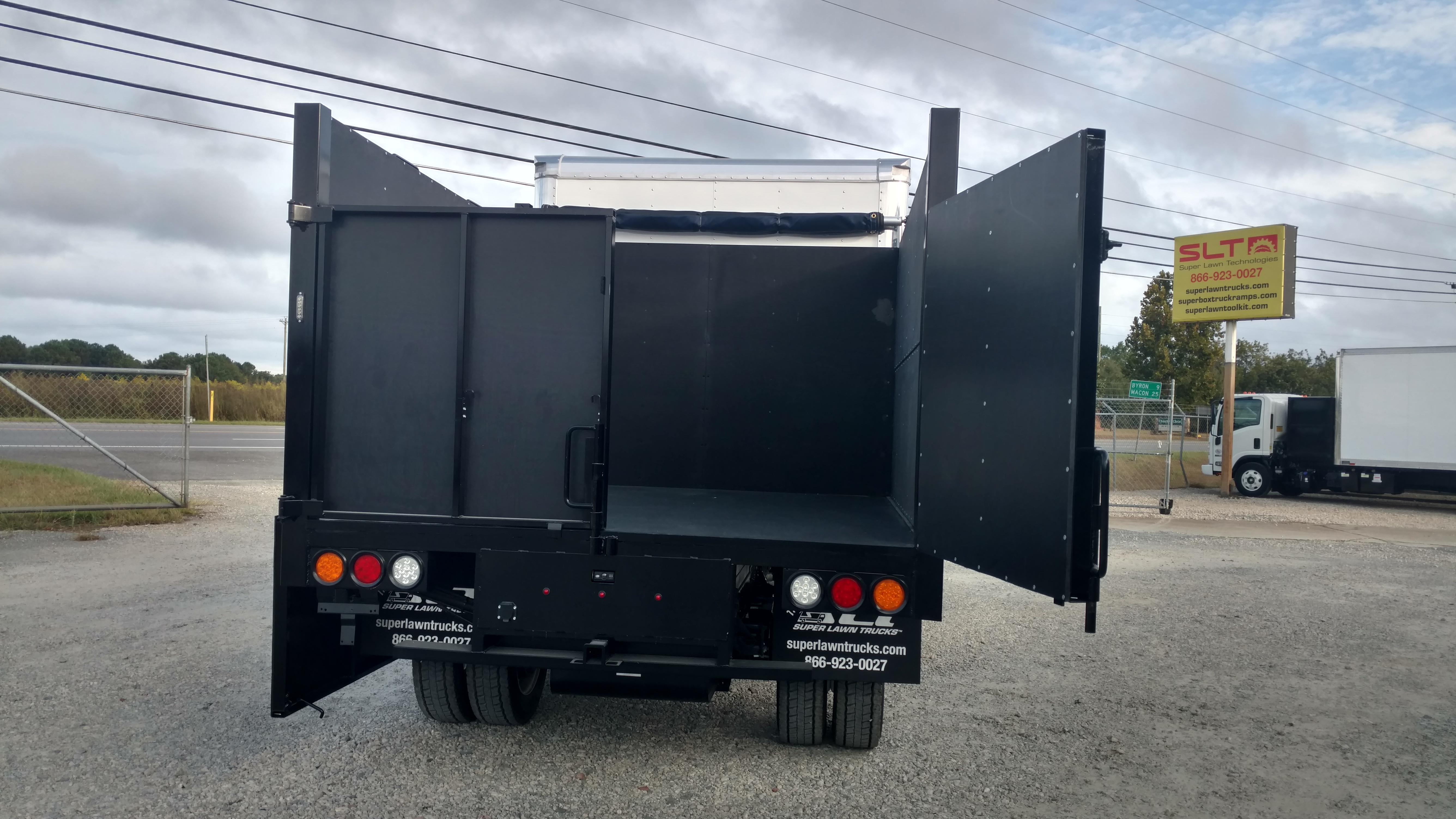2018 Super Contractor Truck Used Super Lawn Trucks